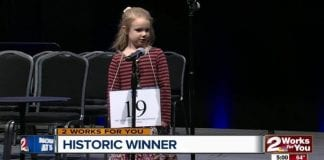 5-year-old girl becomes the youngest ever at National Spelling Bee