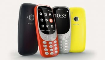 New Nokia 3310 Won't Work In Many Countries, Including U.S.