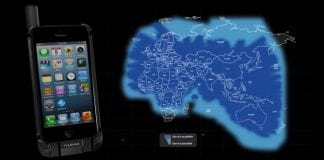 How to turn your Android smartphone or an iPhone into a satellite phone