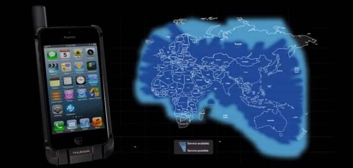 Turn Iphone Into Sat Phone