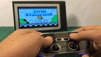 Get nostalgic with this portable DIY Nintendo build
