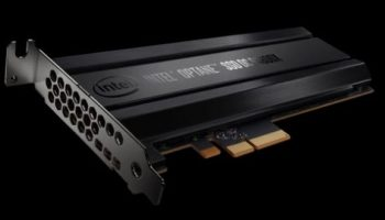 Intel's Optane SSD: 375GB can also be used as RAM