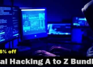 Learn Ethical Hacking: Get 96% Off Ethical Hacking A to Z Bundle