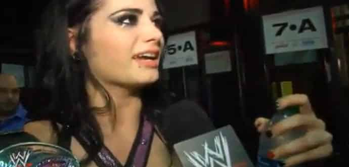 Fappening 2.0 : WWE Diva Paige Nude Photos And Sex Tape Video Leaked Online
