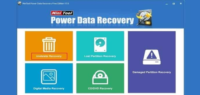 Best Free MiniTool Data Recovery Software– Recover Deleted/Lost Data