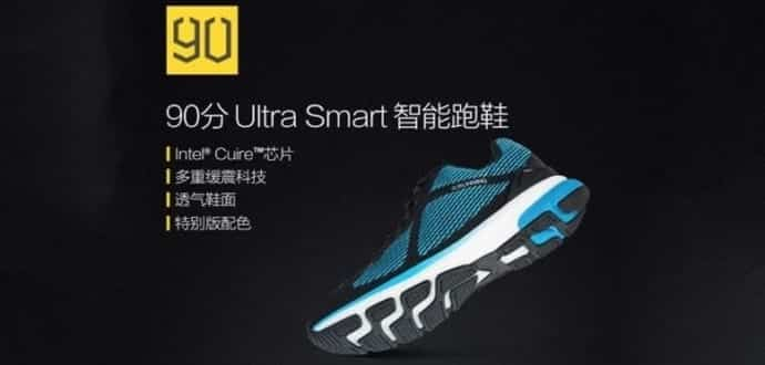 Xiaomi launches smart shoes powered by Intel