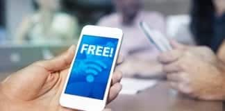 Get free Internet :Connect to password protected Wi-Fi hotspots for free with Instabridge App