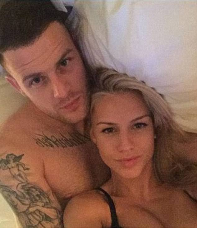 Unknown Hackers hacked into Ex-Premier League star Anthony Stokes lover Eilidh Scott's iCloud account and leaked nude images and videos of the couple
