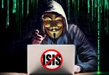 Anonymous hacks ISIS website and infects users with malware