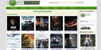 Movie streaming website Putlocker.ch is down; Here are the three top alternatives