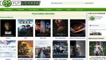 Movie streaming website Putlocker.ch is down; Here are the three top alternatives