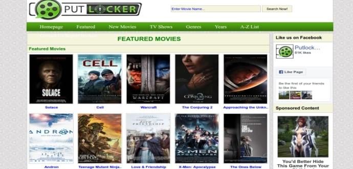 how to download videos from putlockers
