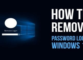 How to Recover Administrator Password in Windows 10, Windows 8 and Windows 7