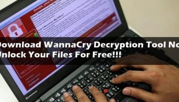 Free WannaCry Ransomware Decryption Tool Released