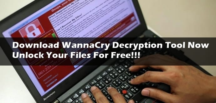 Free WannaCry Ransomware Decryption Tool Released » TechWorm