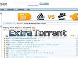 ExtraTorrent shuts down following The Pirate Bay and KickAss Torrent block