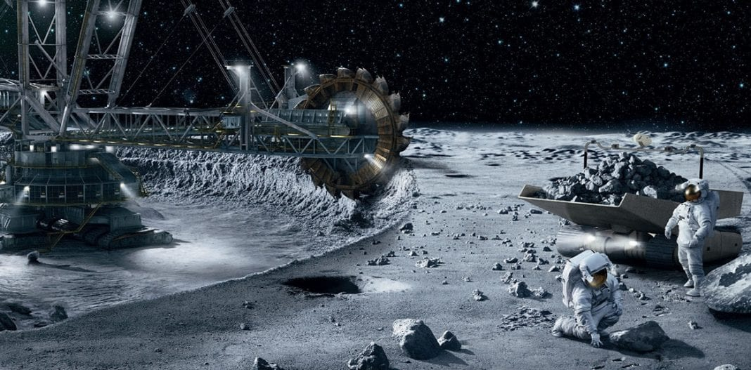 China To Send People To Catch Live Asteroids To Mine And Live there