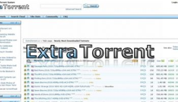 Top alternatives of ExtraTorrent.cc