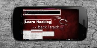 Learn How To Hack Using Your Android Smartphone