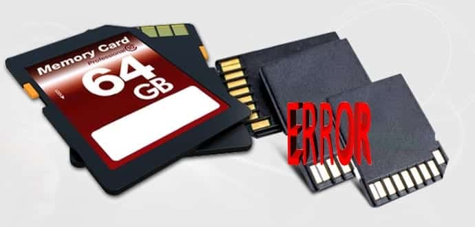 How to find out if SD card is corrupted or damaged