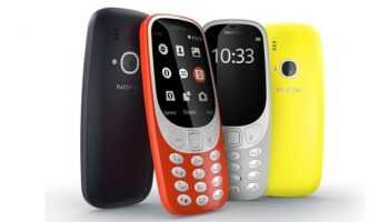 You can now grab the new Nokia 3310 on May 24