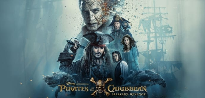 Pirates of the Caribbean: Dead Men Tell No Tales' already pirated, to be leaked soon