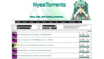 Popular anime torrent website, NYAA shut down, here are the top three anime download alternatives