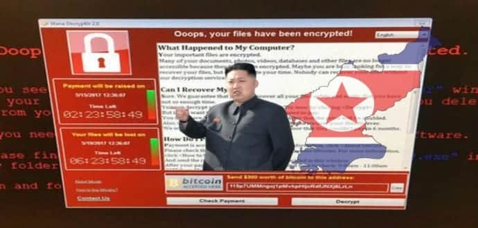 Was North Korea Behind WannaCry Ransomware Cyberattack?