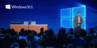 What is Windows 10 S and how is it different from regular Windows 10?