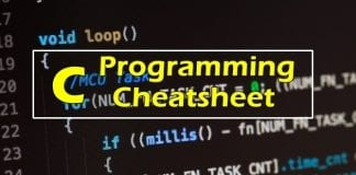 Ultimate C Programming Cheat Sheet