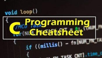 Ultimate C Programming Cheat Sheet
