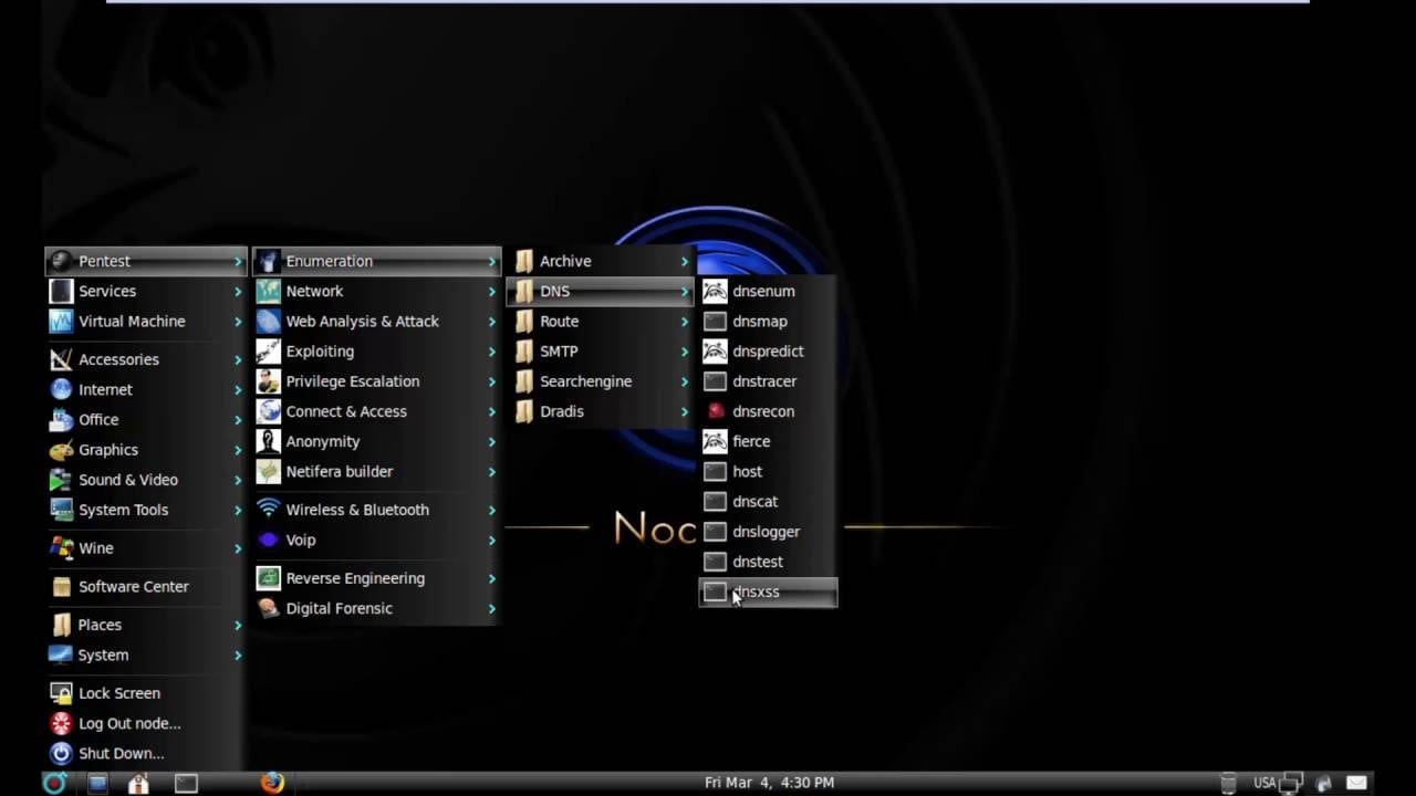 Favourite Operating Systems Of Hackers - NodeZero