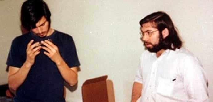 How Steve Jobs And Steve Wozniak Started Their Career As Hackers