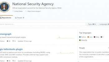 NSA shares 32 open source projects on GitHub