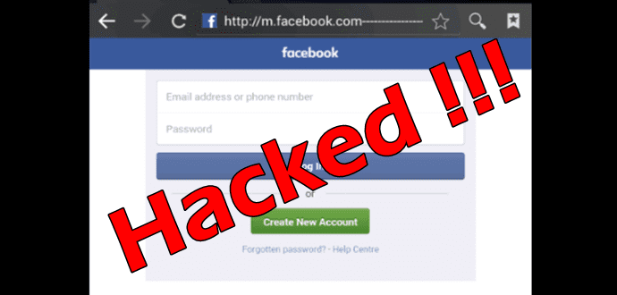 Hackers Can Easily Steal Your Facebook Account Password With This Hack