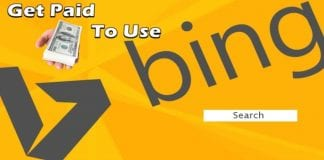 Microsoft Will Pay You To Use Bing Instead of Google Search