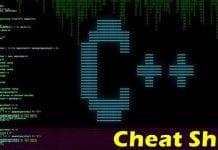 Ultimate C++ Programming Language Cheat Sheet