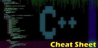 Ultimate C++ Programming Language Cheat Sheet