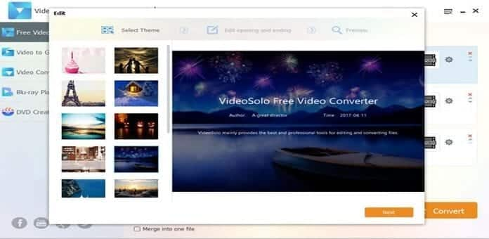 VideoSolo Free Video Converter – a free tool that makes a better digital life