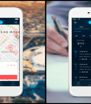 This how the new Rydar driver companion App will provide Uber Drivers the information they need