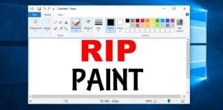 Microsoft is killing off MS Paint