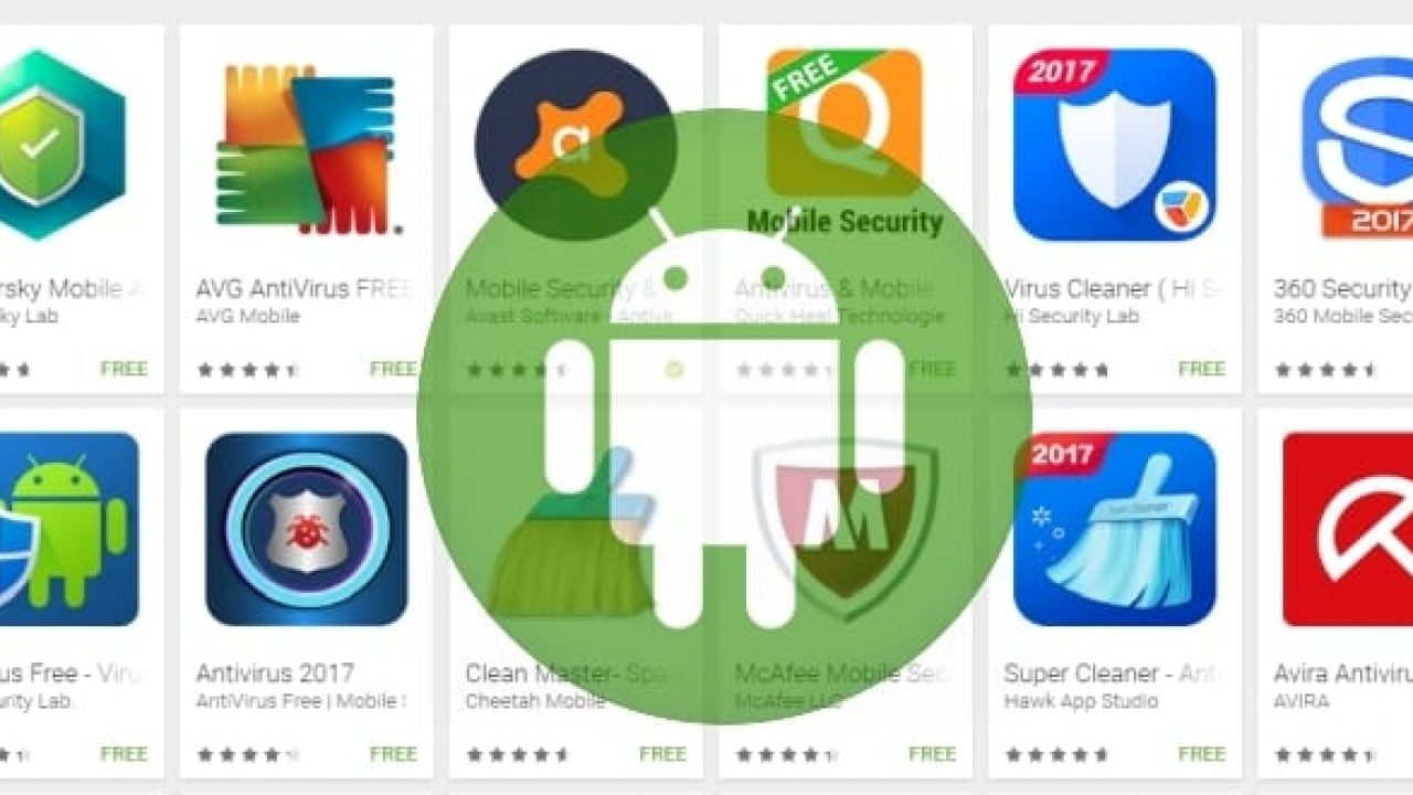 whats the best free antivirus for android