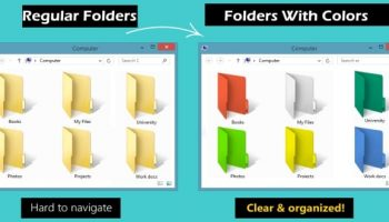 How to Change Folder Icon Color in Windows