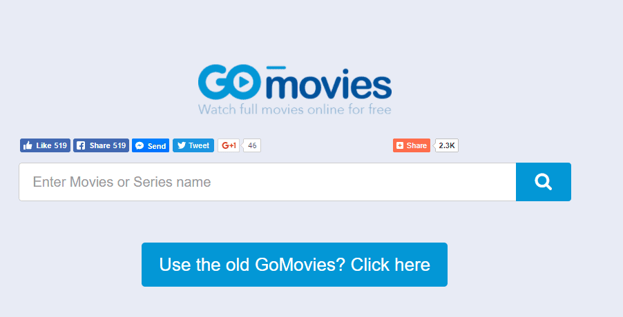 Popular movie streaming website GoMovies changes name and domain again to evade Google DMCAs