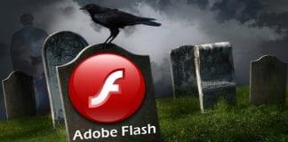 Adobe is finally killing off Flash