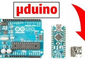The World's Smallest Arduino Board 'µduino' Is Almost The Size Of A microSD Card
