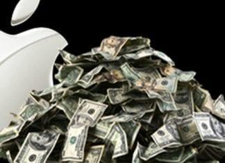 Apple is sitting on $261.5 billion in cash