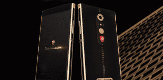 Lamborghini launches the luxury Android smartphone 'Alpha-One' for $2,450