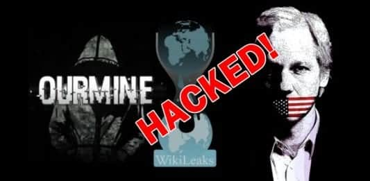 WikiLeaks Hacked By Hacking Group OurMine