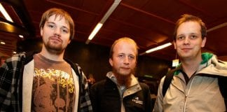 The Pirate Bay founders ordered to pay damages of $477,000 to music labels